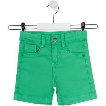 textil Barn Shorts / Bermudas Losan 015-9009AL Grön