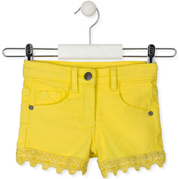 textil Barn Shorts / Bermudas Losan 016-9001AL Gul