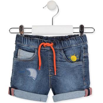 textil Barn Shorts / Bermudas Losan 017-6017AL Blå