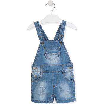 textil Barn Uniform Losan 017-9006AL Blå