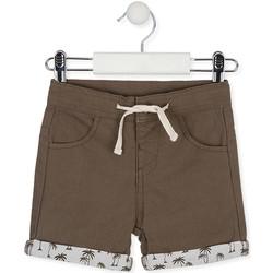 textil Barn Shorts / Bermudas Losan 017-9008AL Grön
