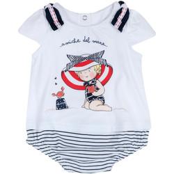 textil Flickor Uniform Chicco 09050711000000 Vit