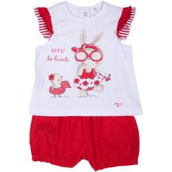 textil Flickor Set Chicco 09076380000000 Vit