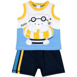 textil Pojkar Set Chicco 09076376000000 Blå
