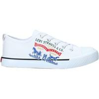 Skor Barn Sneakers Levi's VORI0008T Vit