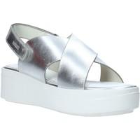 Skor Dam Sandaler Impronte IL01529A Silver