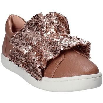 Skor Dam Sneakers Fornarina PE18AN2826 Rosa
