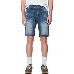textil Herr Shorts / Bermudas Antony Morato MMDS00068 FA700115 Blå