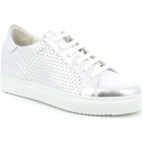 Skor Dam Sneakers Grunland SC3853 Grå