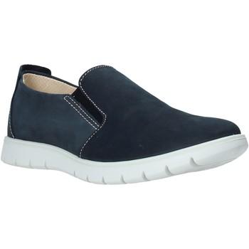 Skor Herr Slip-on-skor IgI&CO 5115300 Blå