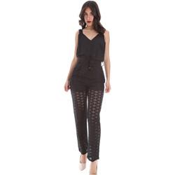 textil Dam Uniform Gaudi 011FD25009 Svart