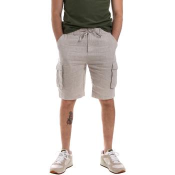 textil Herr Shorts / Bermudas Sseinse PB591SS Beige