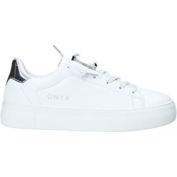 Skor Dam Sneakers Onyx S20-SOX701 Silver