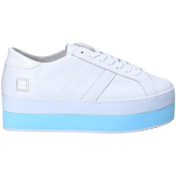 Skor Dam Sneakers Date W281-MO-LE-WH Vit