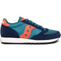 Skor Herr Sneakers Saucony S70368 Blå
