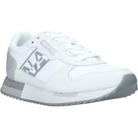 Skor Dam Sneakers Napapijri NA4ET6 Silver