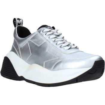 Skor Dam Sneakers Shop Art SA020040 Silver