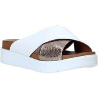Skor Dam Tofflor Bueno Shoes N3408 Vit