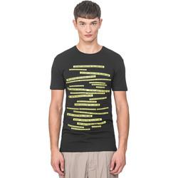 textil Herr T-shirts Antony Morato MMKS01749 FA120001 Svart