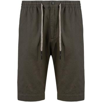 textil Herr Badbyxor och badkläder Antony Morato MMSH00155 FA900121 Grön