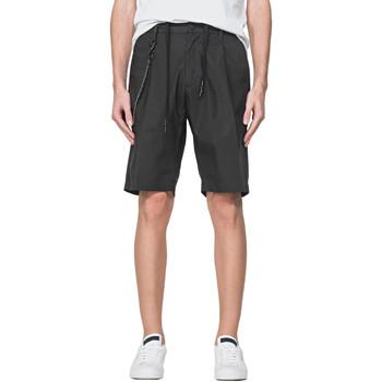 textil Herr Shorts / Bermudas Antony Morato MMSH00157 FA900118 Svart