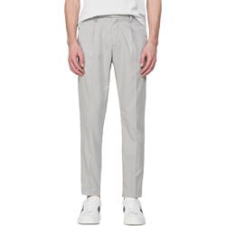 textil Herr Chinos / Carrot jeans Antony Morato MMTR00529 FA600180 Grå