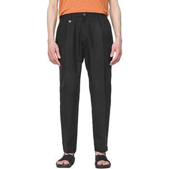 textil Herr Chinos / Carrot jeans Antony Morato MMTR00539 FA400060 Svart