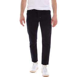 textil Herr 5-ficksbyxor Antony Morato MMTR00502 FA900123 Blå