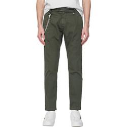 textil Herr Chinos / Carrot jeans Antony Morato MMTR00526 FA850228 Grön