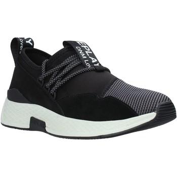 Skor Herr Sneakers Replay GMS2B 240 C0002T Svart