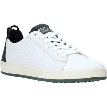 Skor Herr Sneakers Replay GMZ52 240 C0022L Vit