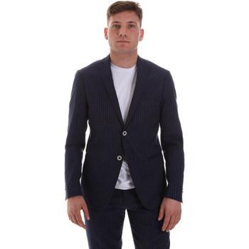 textil Herr Jackor & Kavajer Sseinse GAE569SS Blå