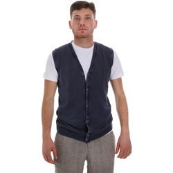 textil Herr Koftor / Cardigans / Västar Sseinse ME1512SS Blå