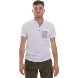 textil Herr T-shirts Sseinse ME1600SS Vit