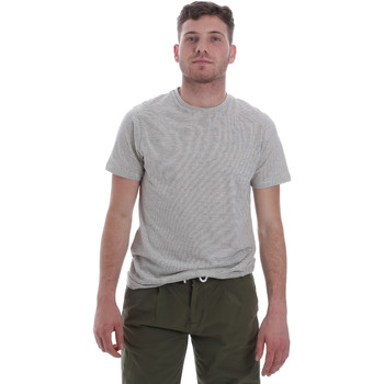 textil Herr T-shirts Sseinse ME1603SS Vit