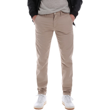 textil Herr Chinos / Carrot jeans Sseinse PSE555SS Beige