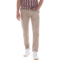 textil Herr Chinos / Carrot jeans Sseinse PSE558SS Beige