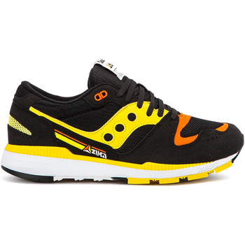 Skor Herr Sneakers Saucony S70437 Svart