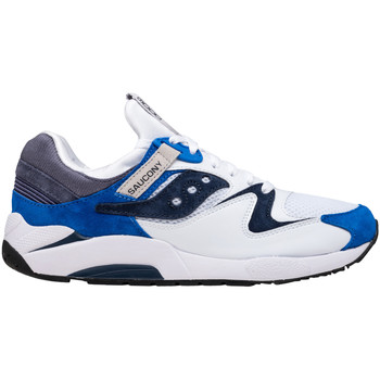 Skor Herr Sneakers Saucony S70439 Vit