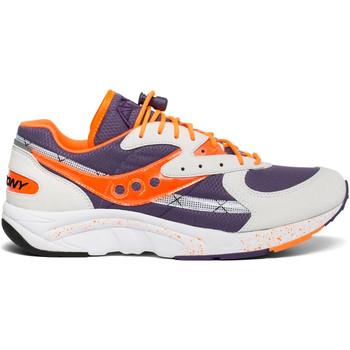 Skor Herr Sneakers Saucony S70460 Grå