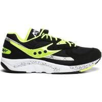 Skor Herr Sneakers Saucony S70460 Svart