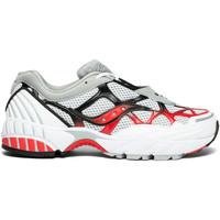 Skor Herr Sneakers Saucony S70466 Vit