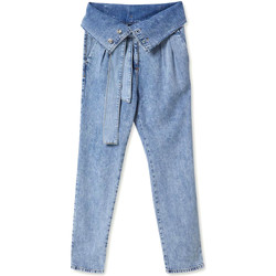 textil Dam Jeans Liu Jo UA0129 D4461 Blå