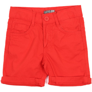 textil Barn Shorts / Bermudas Losan 015-9655AL Röd