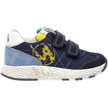 Skor Barn Sneakers Naturino 2014904 01 Blå