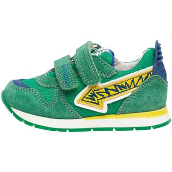 Skor Barn Sneakers Naturino 2014913 01 Grön