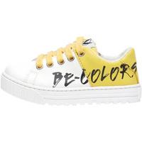 Skor Barn Sneakers Naturino 2014918 02 Gul