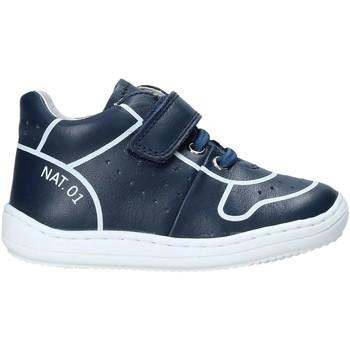 Skor Barn Höga sneakers Naturino 2013463 01 Blå