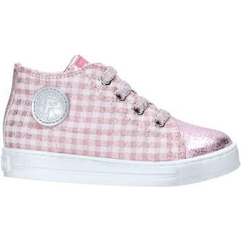 Skor Flickor Höga sneakers Falcotto 2014600 10 Rosa