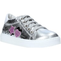 Skor Flickor Sneakers Falcotto 2014628 02 Silver